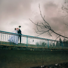 Wedding photographer Vadim Leontev (paintfort). Photo of 18.04.2015