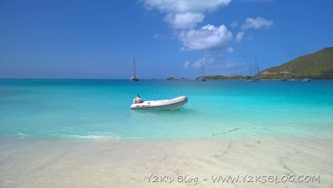 Jolly Harbour - Antigua