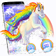Dream Shiny Rainbow Horse Theme for PC-Windows 7,8,10 and Mac