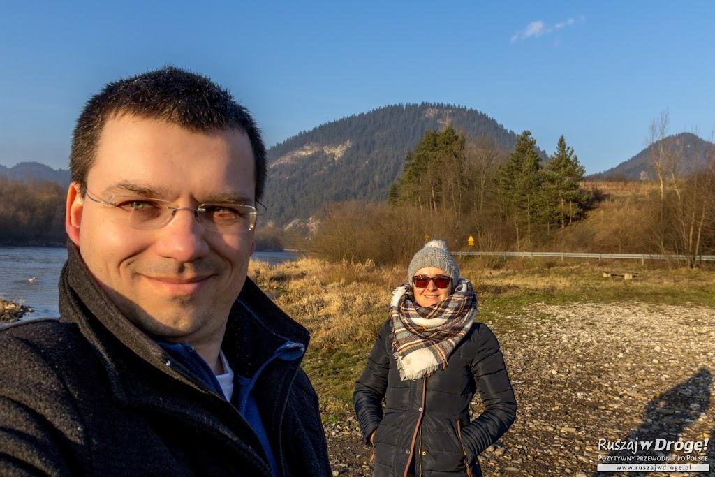Ruszaj w Drogę - my nad Dunajcem