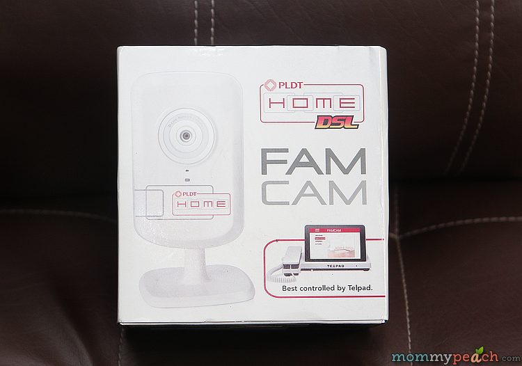 Watch Over Your Family With PLDT HOME FAM CAM