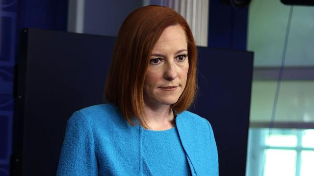 WATCH: Fox News Reporter Peter Doocy Grills Jen Psaki About Timing Of Coronavirus Restrictions