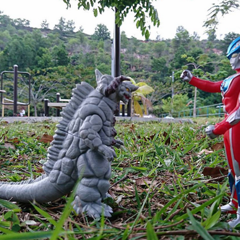 Rupanya dia bukan sekadar Ultraman biasa ! Ada hubungkait !
