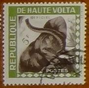 timbre Haute-Volta 001