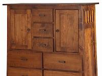 Maple Wardrobe Dressers