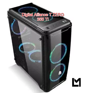 Komputer Digital Alliance T ZERO Gaming 355 TI
