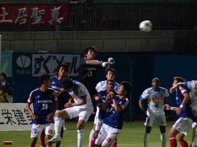 横浜F・マリノスvs鹿島アントラーズ