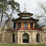 L'Isle-Adam : Pavillon chinois