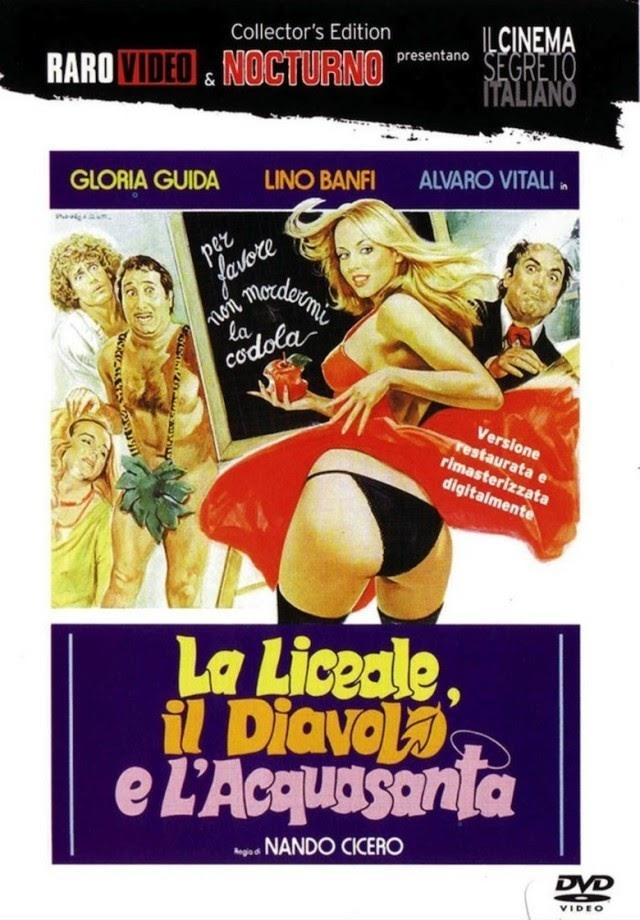 La liceale, il diavolo e l'acquasanta (1979)