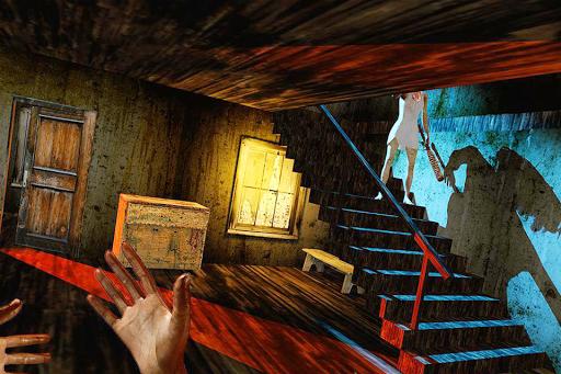 Scary Granny: Horror Neighbour Game  screenshots 1