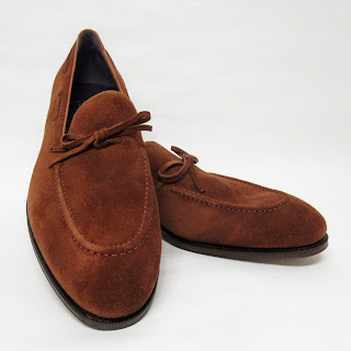 Carmina New Suede Loafers