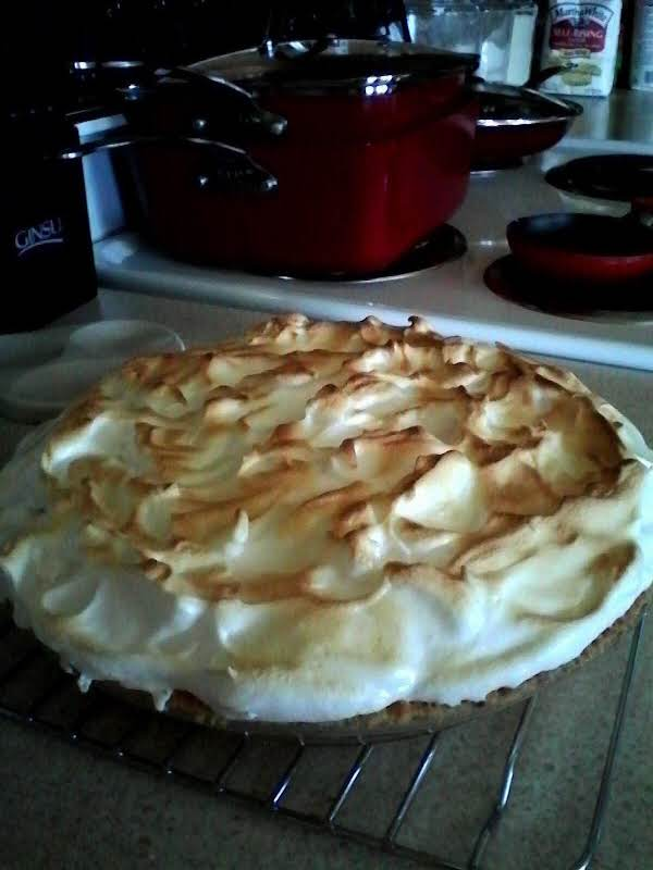 Double Butterscotch Pie Recipe