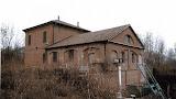 Edificio d'imbocco della chiavica con l'annessa casa del custode - 2011