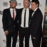 OIC - ENTSIMAGES.COM - Nathanael Wiseman  and Robert Osman at the  My Hero Film Premiere at Raindance Film Festival London 25th September 2015 Photo Mobis Photos/OIC 0203 174 1069
