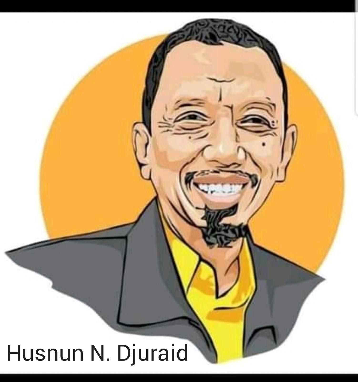 Kepergian Pak Husnun ; Jurnalis, Dosen, dan Penulis Buku