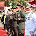 Pemkab Cilacap Gelar Upacara Pengibaran Bendera HUT ke 76 Kemerdekaan RI