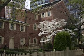 Exterior, Carpentar's Hall
