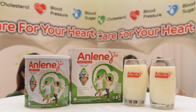 Anlene HEART-PLUS Visual 1
