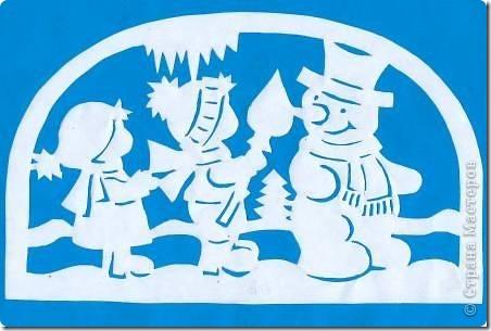 navidad arte recortado (15)