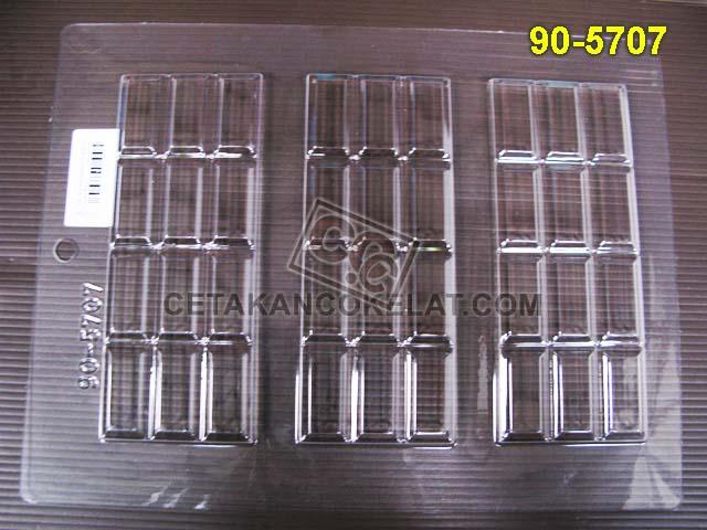 cetakan coklat cokelat chocobar bar batang 90-5707