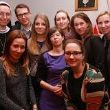 Spotkanie Opłatkowe Absolwentów, 2014-01-10