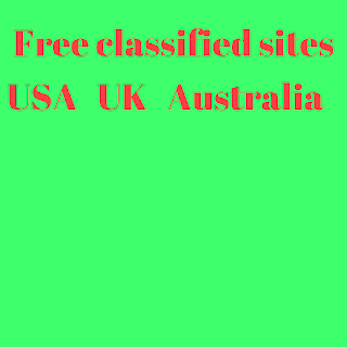 free classified sites in uk usa