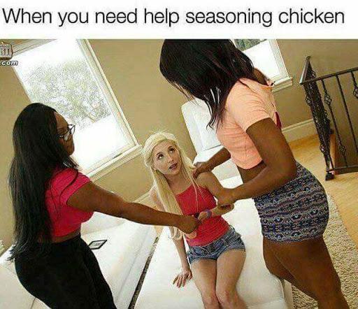 When you need help seasoning…..