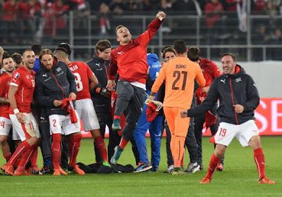 La Suisse sélectionne 28 joueurs, un grand absent