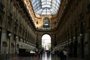 Interior, Galleria, Milan