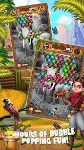 Bubble Burst Fever – Jungle Treasure Journey 3