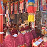 2016年1月1日~2016年1月7日尼泊爾普拉哈里寺 藏曆年底二臂瑪哈嘎拉大法會