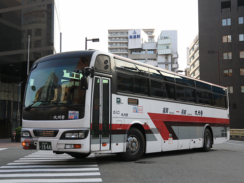 九州急行バス「九州号」 1844