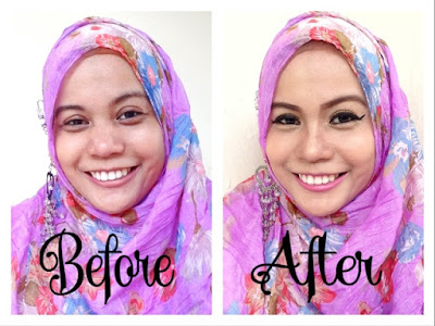 Make up dengan Sulamit Cosmetics