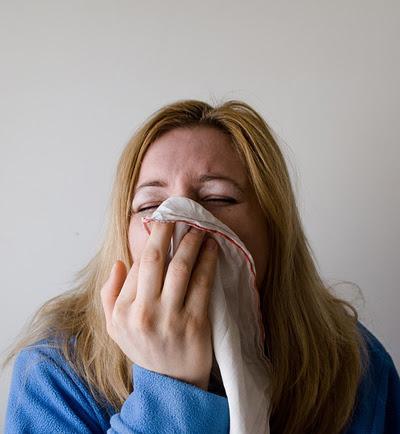 皮膚過敏 感冒