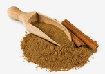 Figure 20. Cinnamon and its powder.