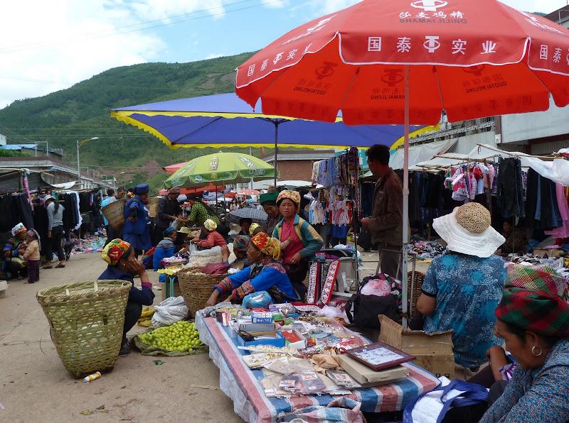 CHINE SICHUAN.XI CHANG ET MINORITE YI, à 1 heure de route de la ville - 1sichuan%2B948.JPG