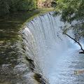 Brana Prezid sagrađena 1924 g. služi kao regulacija toka