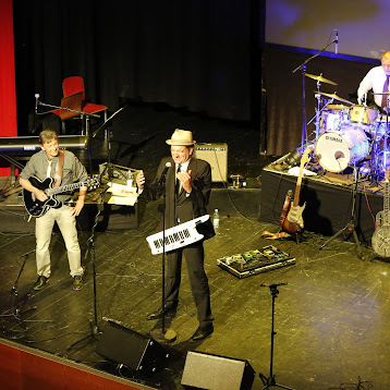Blues Days 2016: Blues Night im Stadttheater (Fotos: M. Schaller)