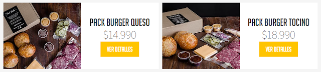 Tienda Pack Bestias Burger