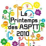 Printemps ASPTT 2010