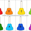 FREE Musical Hand Bell Cards