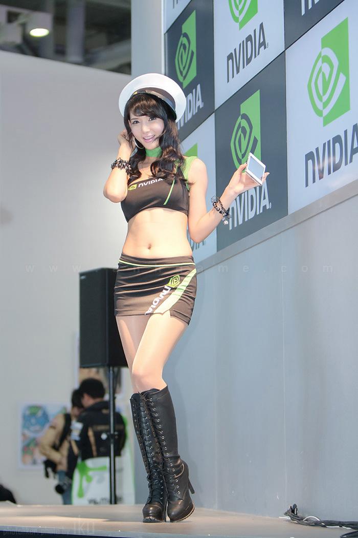 Showgirl G-star 2012: Cha Sun Hwa - Ảnh 30