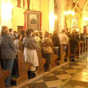 Msza z okazji nadania imienia szkole - 23 października 2009