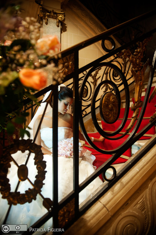 Foto de casamento 0246 de Daniele e Kenneth. Marcações: 24/07/2010, Casamento Daniele e Kenneth, Rio de Janeiro.
