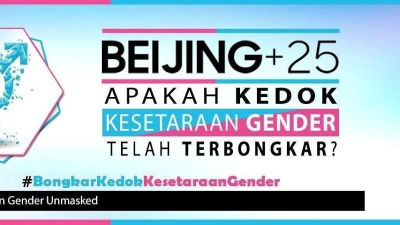 Kesetaraan Gender  Berbuah Pahit