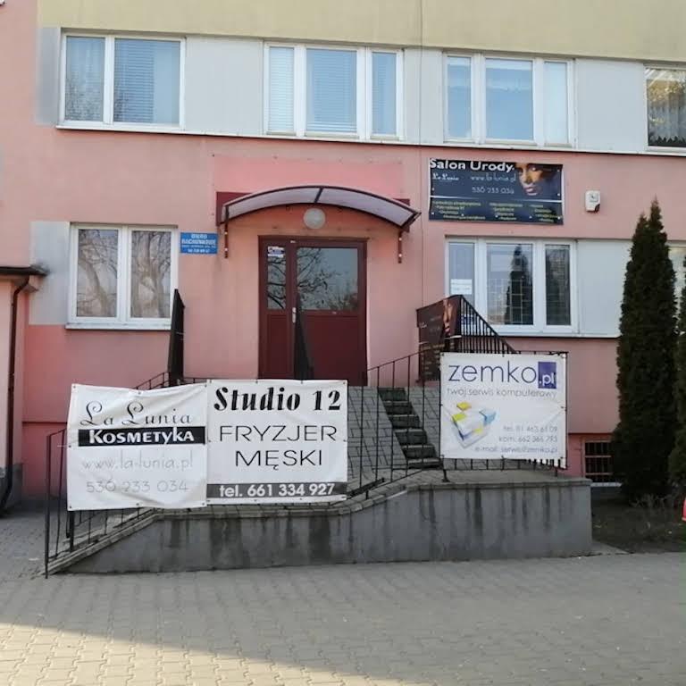 Fryzjer Męski Studio 12 Fryzjer W Lublin