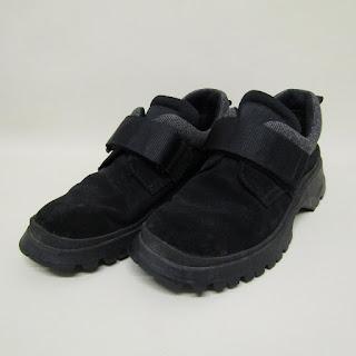 Prada Sport Velcro Hiking Shoes