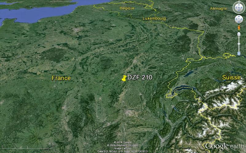 DEFIS ZOOM FRANCE 210 à 275 - (Juin 2014/Mai 2017) DZF-210-7-91km