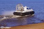 Судно на воздушной подушке Christy 6183 - Ходовые испытания | фото №22