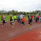 Marathontraining 08.04.2014